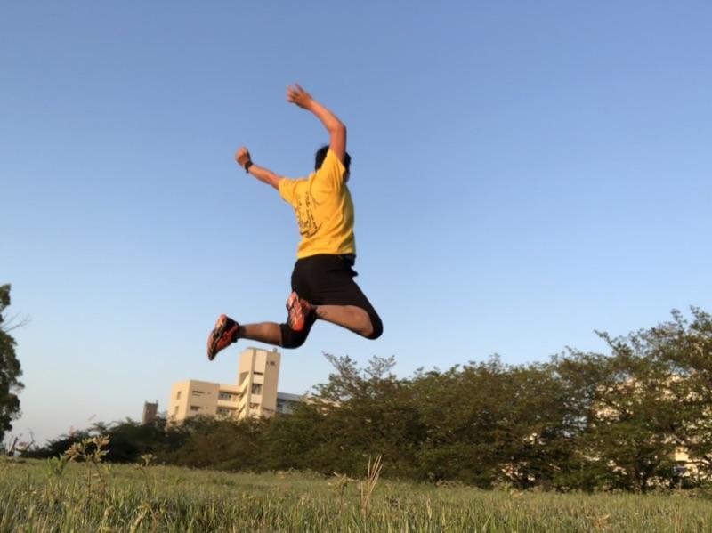 腓骨筋ジャンプ