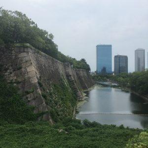 大阪城掘り