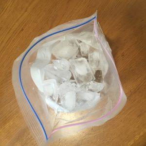 ジプロックの氷