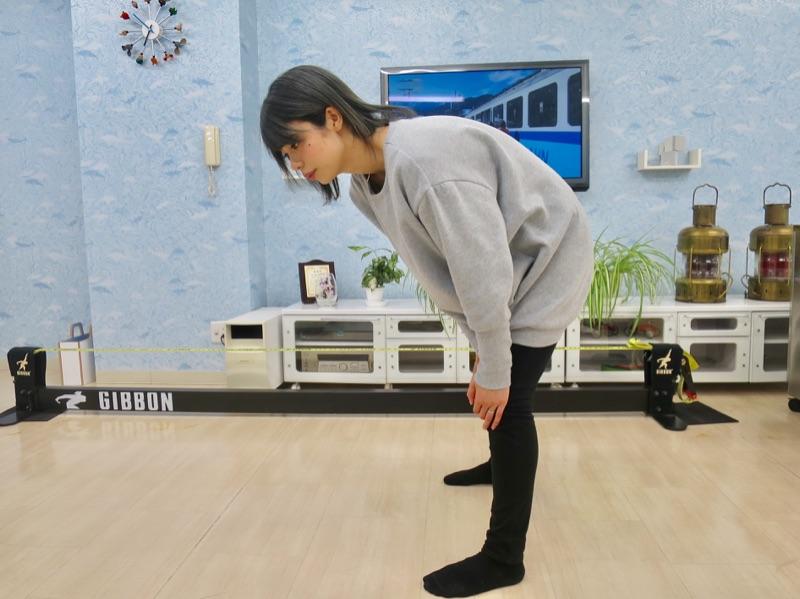 身体のブレを防ぐランナー膝(腸脛靭帯炎)テーピング