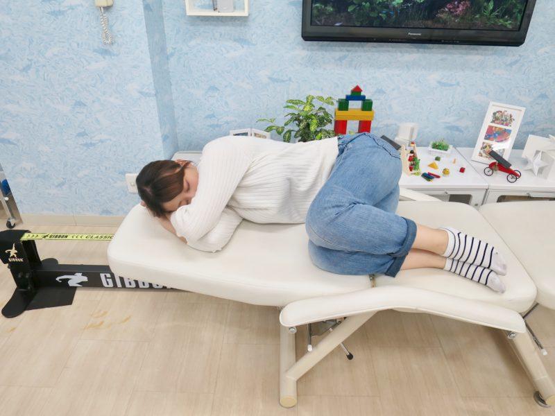 胎児の姿勢