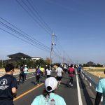 おかやまマラソン 25キロ