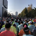 おかやまマラソンスタート
