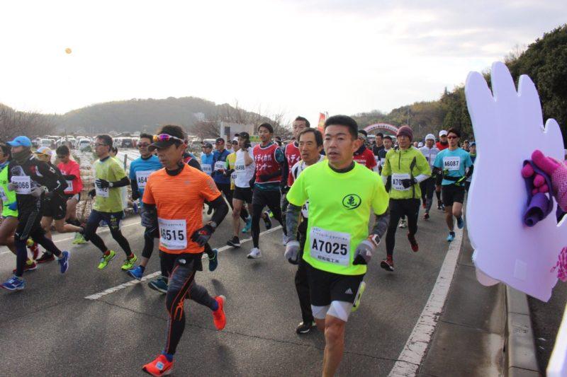 第47回たつの市梅と潮の香マラソン大会 田宮30