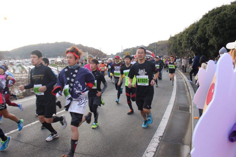 第47回たつの市梅と潮の香マラソン大会 田宮14