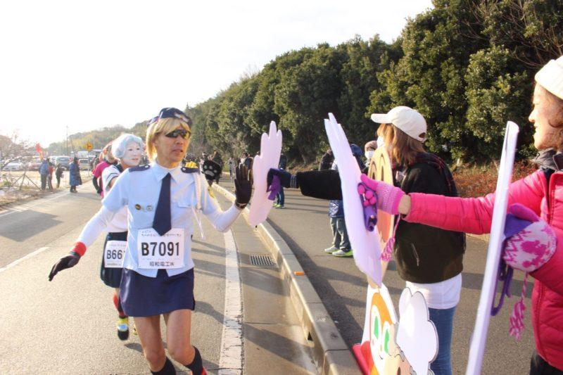 第47回たつの市梅と潮の香マラソン大会 田宮16
