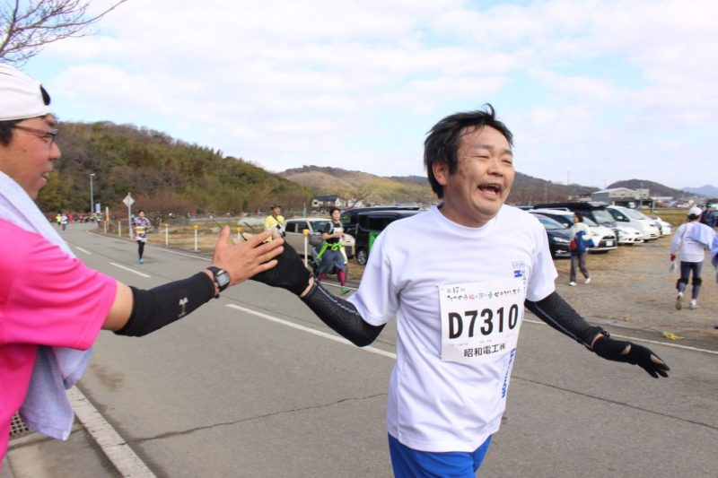 第47回たつの市梅と潮の香マラソン大会 田宮7