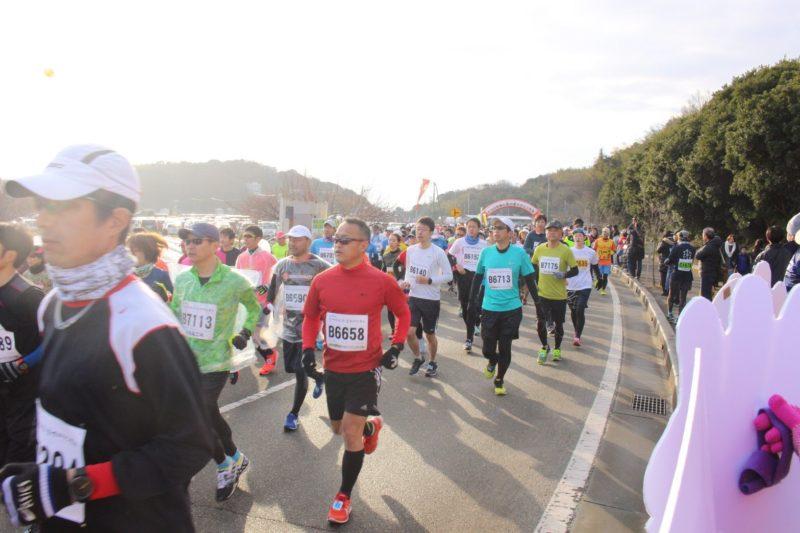 第47回たつの市梅と潮の香マラソン大会 田宮24