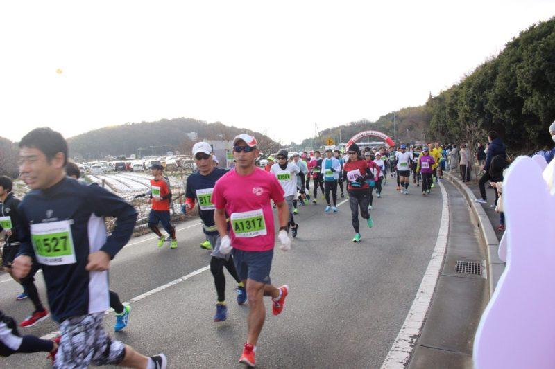 第47回たつの市梅と潮の香マラソン大会 田宮13