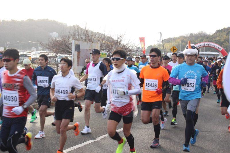 第47回たつの市梅と潮の香マラソン大会 田宮32
