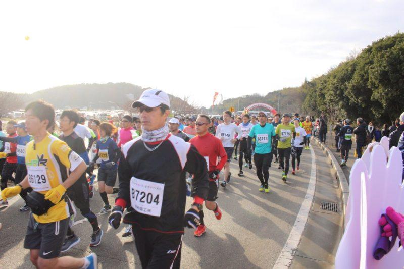 第47回たつの市梅と潮の香マラソン大会 田宮25