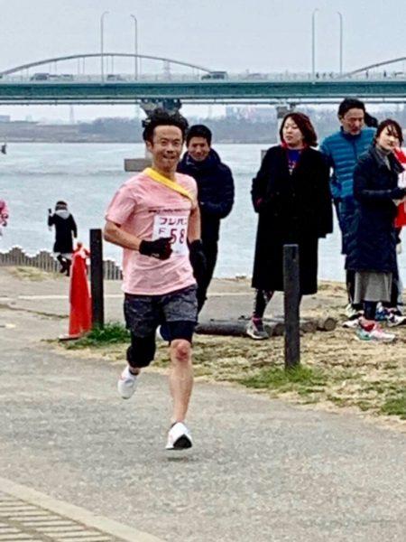 淀川寛平マラソン2019駅伝11