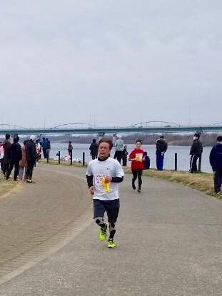 淀川寛平マラソン2019駅伝15