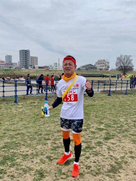 淀川寛平マラソン2019駅伝18