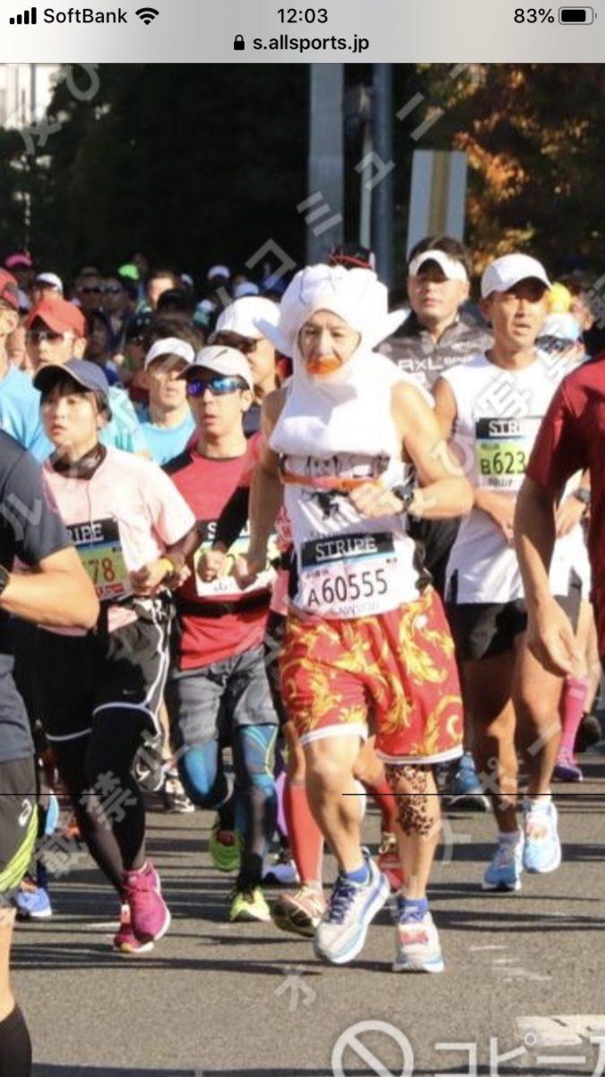 おかやまマラソン2019 yamさん2