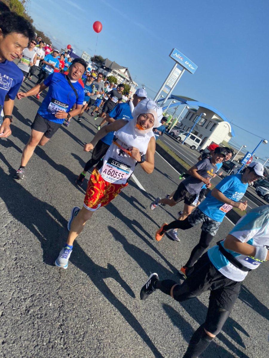 おかやまマラソン2019 yamさん4