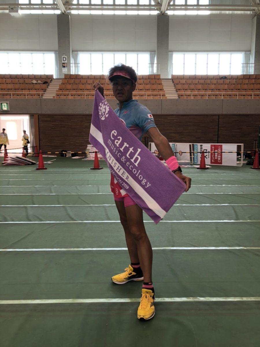 おかやまマラソン2019 igaさん2