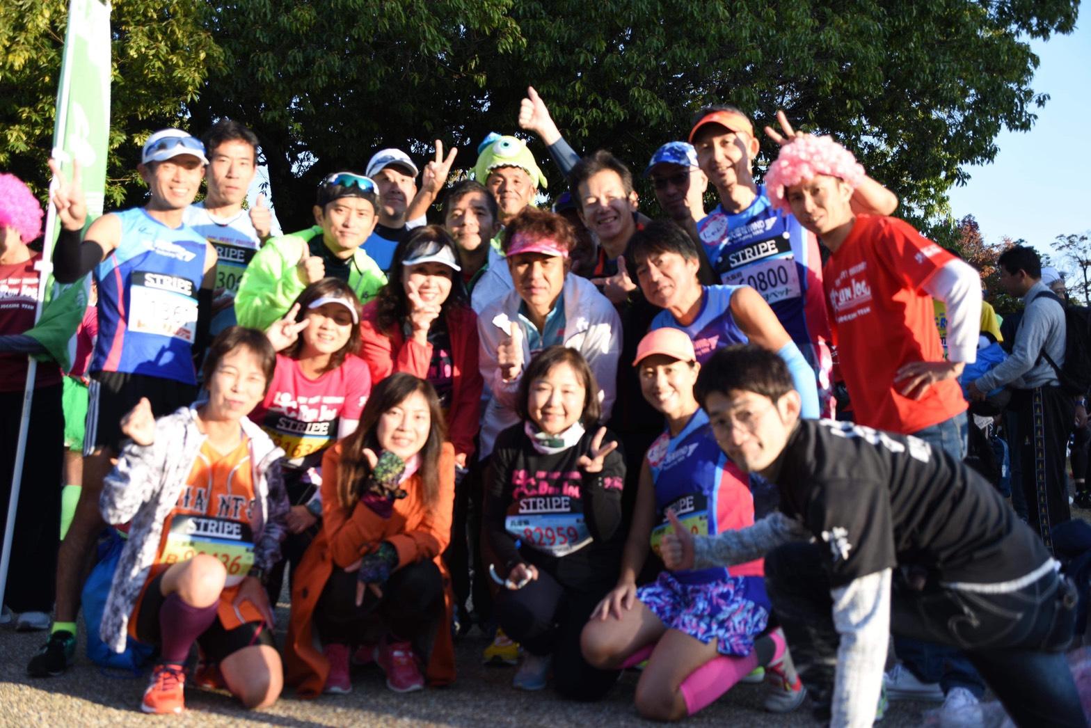 おかやまマラソン2019 igaさん6