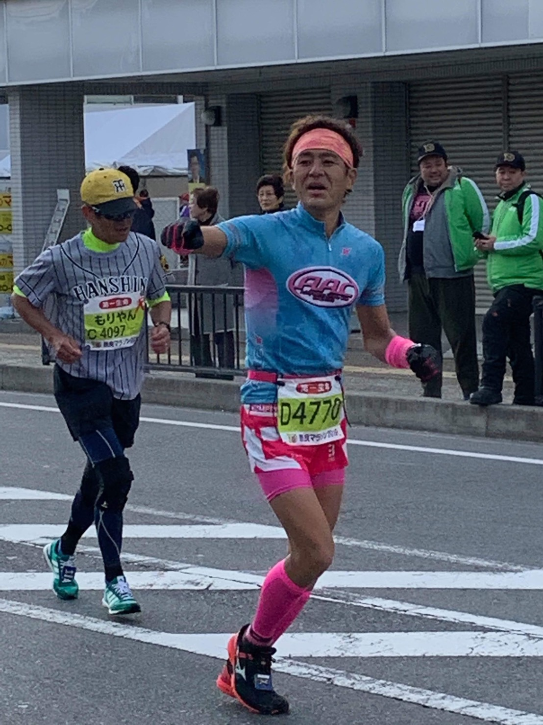 奈良マラソン2019 igaさん1