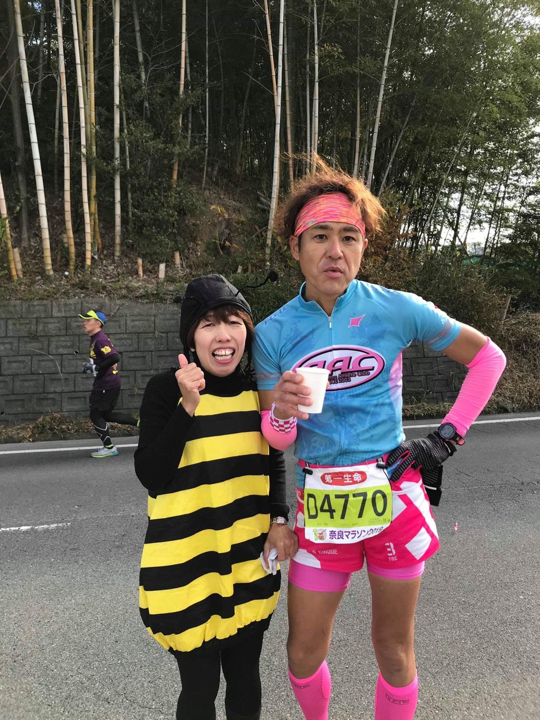 奈良マラソン2019 igaさん2