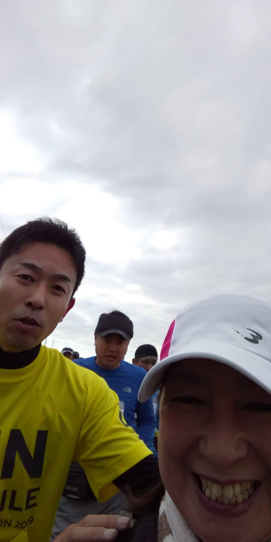 第6回小野ハーフマラソン ogaさん1