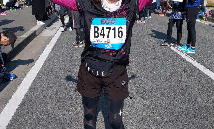 第6回小野ハーフマラソン ogaさん2