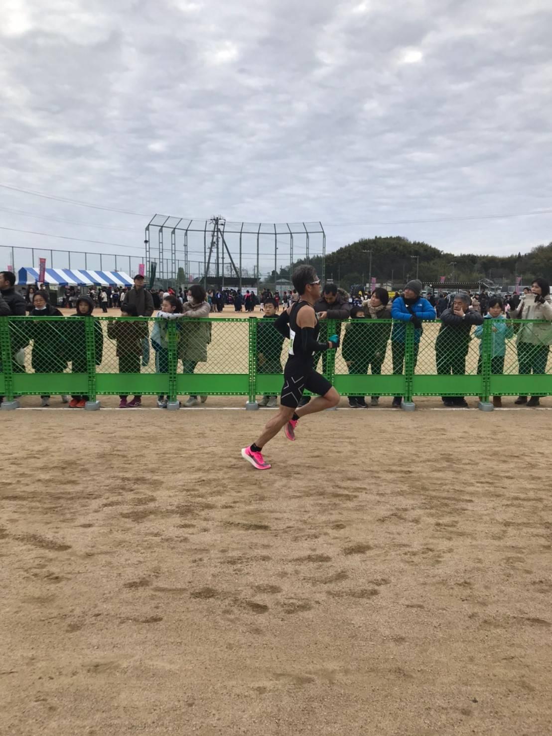 第48回たつの市梅と潮の香マラソン大会 kurさん tak-sさん oguさん4