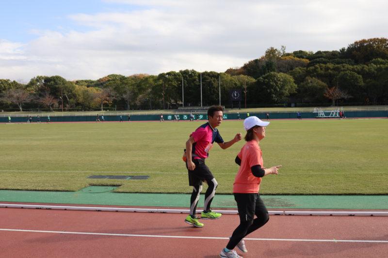 明石城公園マラソン17