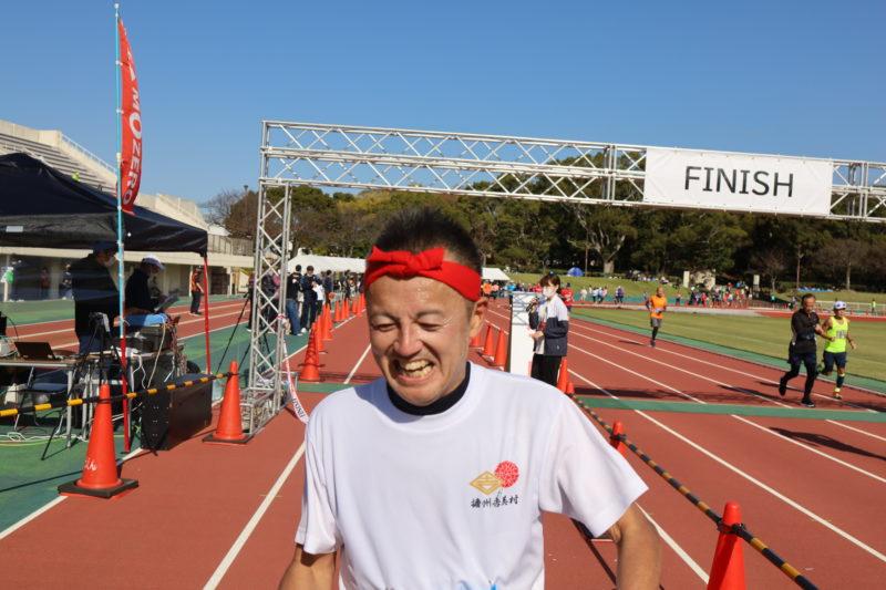 明石城公園マラソン25