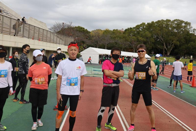 明石城公園マラソン3