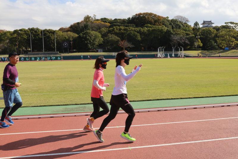 明石城公園マラソン18
