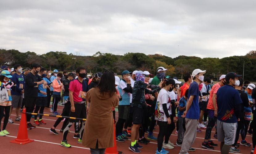 明石城公園マラソン29