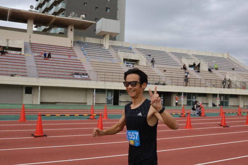 明石城公園マラソン5
