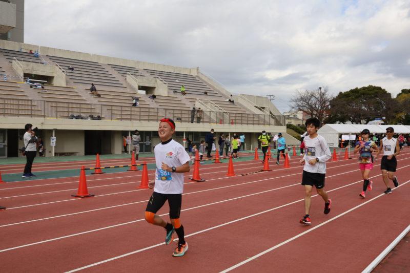 明石城公園マラソン9