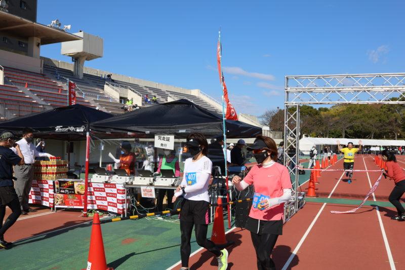明石城公園マラソン28