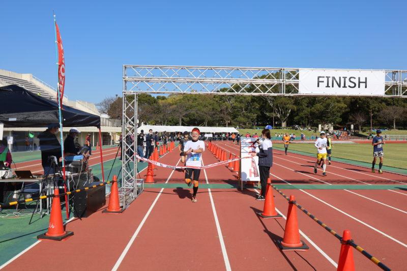 明石城公園マラソン24