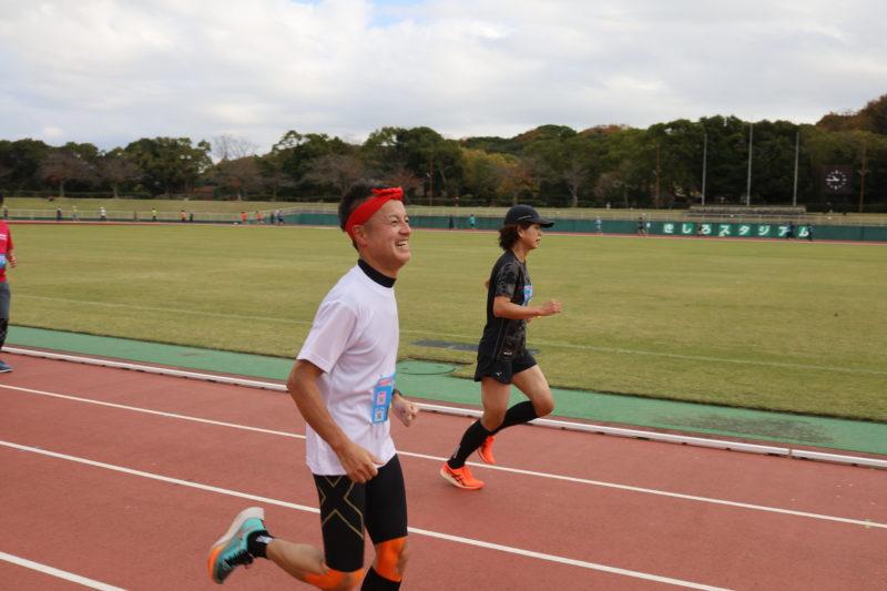 明石城公園マラソン16